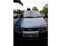 2007 1.4 Chevrolet Kalos MOT until 1st October