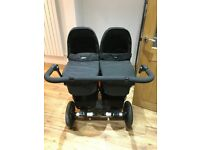 Emmaljunga Viking 735 Double Pram
