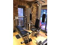 Vectra weight machine - cost £3,500 - as new condition