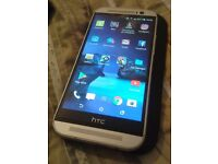 HTC One M8 Unlocked 4G Android Smartphone