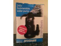 Proteam 5000L/H submersible water pump