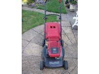 """Mountfield SP470 Rotary 18"""" cut Lawnmower"""