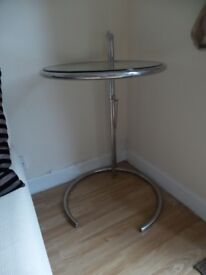 Repro Eileen Grey cocktail Table