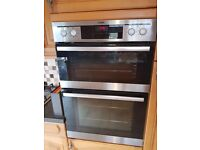Fully fitted kitchen - including new oven, hob and dishwasher