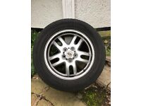 "Range Rover Discovery Land Rover wheels (tyres and alloys) 18"" X4 255/55/R18"