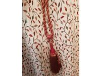 Made to measure lined curtains from John Lewis (various lengths available)