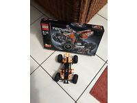 Lego Technic Quad Bike.(9392)