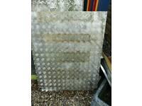 Aluminium check plate panels