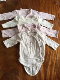 Baby girls clothes bundle 14 items