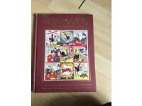 The beano & the dandy hard back book the comics that won the war