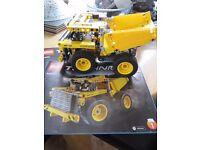 lego technic construction truck