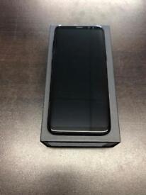 Samsung galaxy s9 64gb Unlocked mint condition with 18 months Samsung warranty
