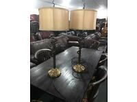 2 as new large lamps