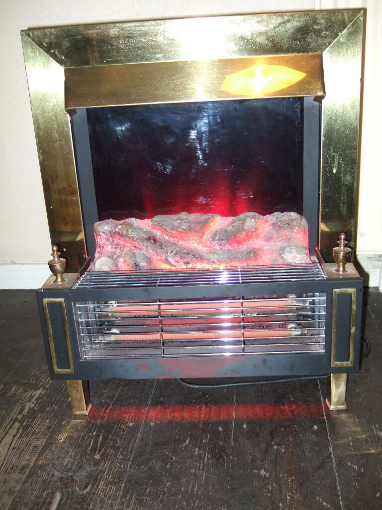 Two Bar Electric Fire Charity