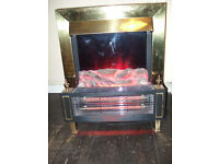 Two bar electric fire - charity sale