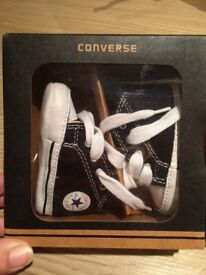 Converse trainers for baby size 1