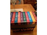 Friends complete series 1 to 10 boxset