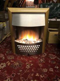 Flamerite free standing electric fire