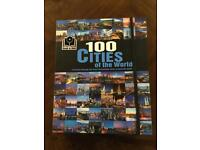 100 cities of the World Book & Dvd in presentation box. Brand new, never opened. RRP £20.