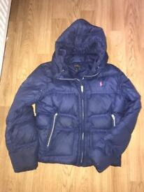 Xl kids (age 16) Ralph Lauren puffa jacket