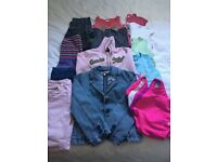Girls 6-7 Years Summer Clothes – 15+ Items £10