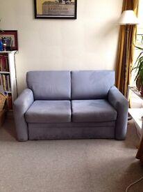 John Lewis Sofa Bed with storage