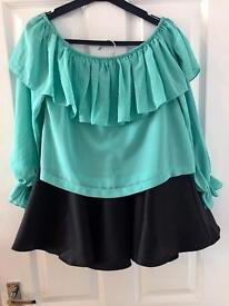 £10 Sleeping Pills blouse and matching skirt