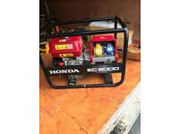 Honda ec2000 generators! Brand new! With tag! Only 170!!!