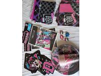 Moster High Party Items