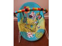 Baby bouncer Bright start