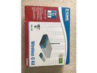 D-Link Wireless G kit
