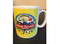 Alton Towers mug - CBeebies