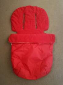 Mothercare Red Cosytoes
