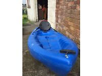 Spitfire Sit-On Top Kayak Blue