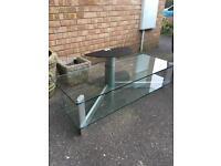 Premium Glass TV Stand