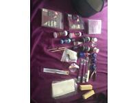 Acrylic nails starter set