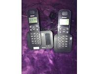 Dual Binatone home phone