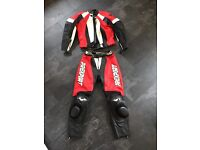 Woman's motorcycle 2 piece leathers *HIGH QUALITY*