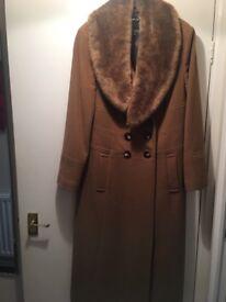 Beautiful Ladies Wool Coat