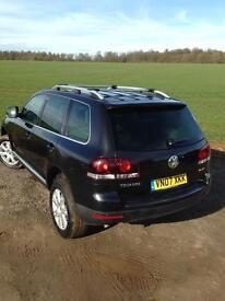 VW Touraeg 3.0 V6. Diesel