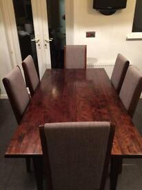 Solid wood dining table REDUCED!!!!