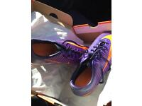Nike football size 5.5 BRAND NEW IN BOX
