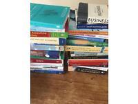 Accountancy Business Marketing text books