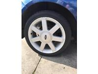 4x 16inch Ford Fiesta alloy wheels for sale