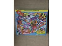 Moshi Monster Puzzle