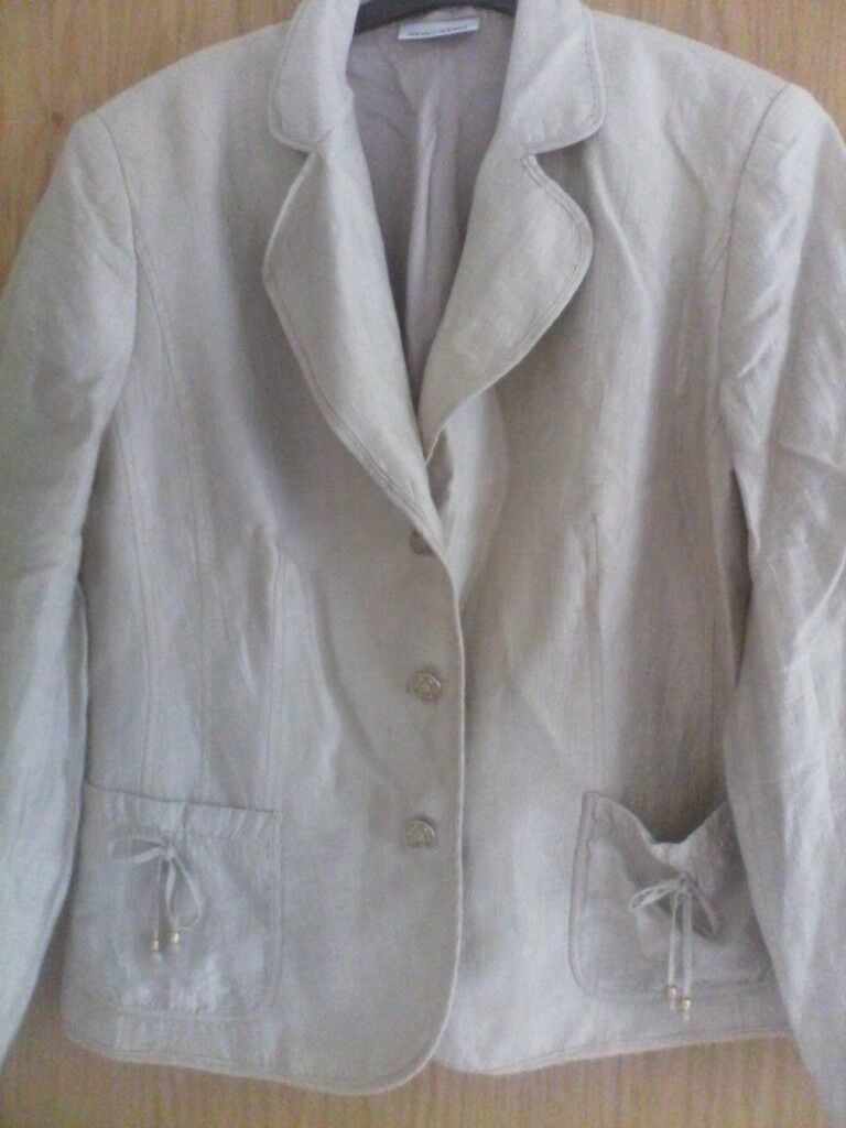Gerry Weber Ladies Jacket (size 16)