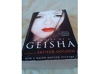 Memoirs Of A Geisha Paperback – 4 Jun 1998 by Arthur Golden (Author)
