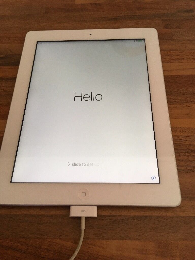 iPad 3 16gb Model A1416 Immaculate conditionin New Milton, HampshireGumtree - iPad 3 16gb. Immaculate condition. In original box. Including lead and plug. Colour white