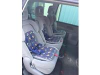 Ford Galaxy Integrated Seats, Mat, Rail, Net, CD