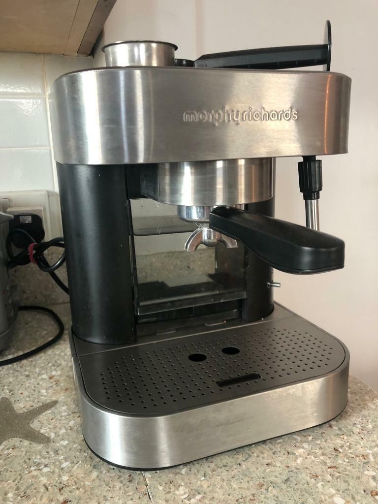 Morphy Richards Espresso Coffee Machine In Brighton East Sussex Gumtree